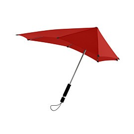 senz� original stormparaplu passion red