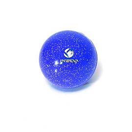 brabo smooth glitter hockeybal blue
