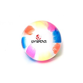 brabo smooth hockeybal rainbow