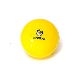 brabo street hockeybal yellow