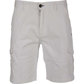 twinlife bermuda short heren white