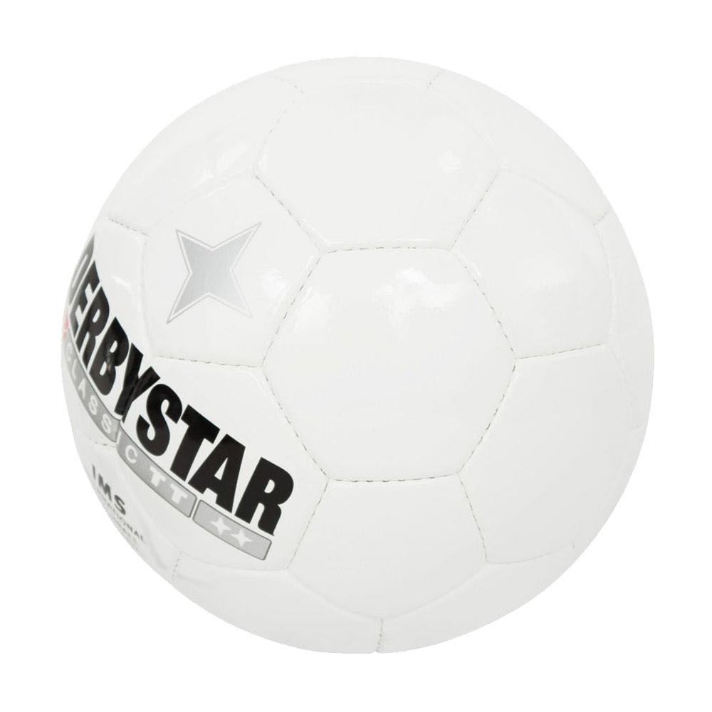 Afbeelding van Derbystar Classic TT 5 Voetbal Wit