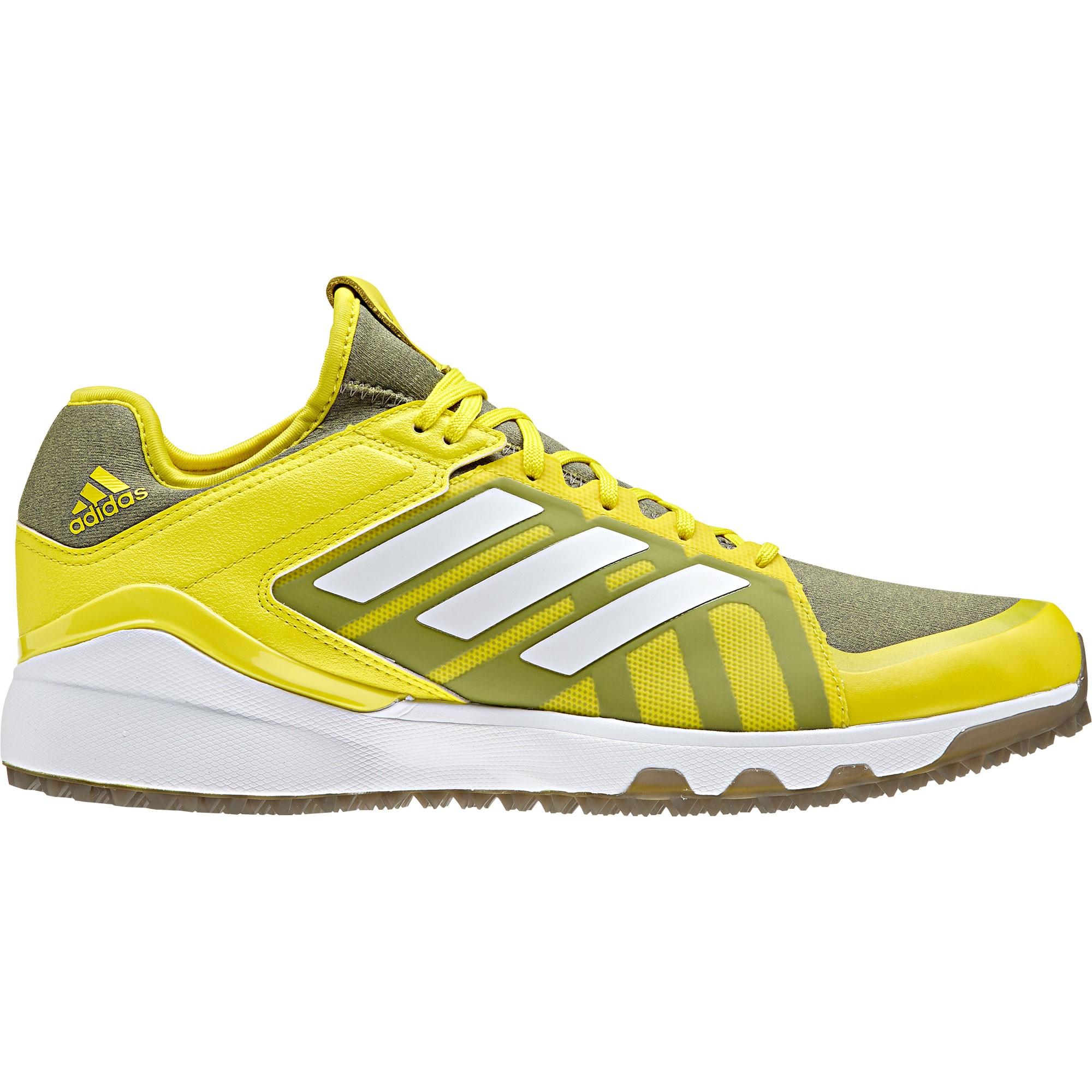 Afbeelding van Adidas Lux 1.9S Hockeyschoenen Heren Shock Yellow Ftwr White Trace Cargo