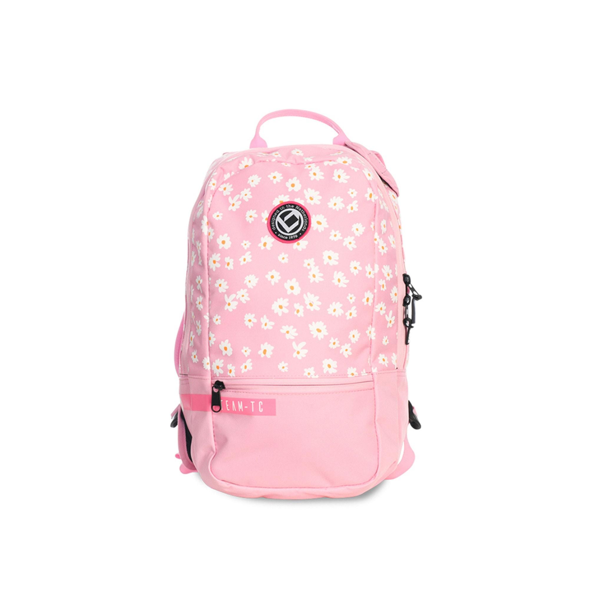 Afbeelding van Brabo Backpack Team Daisy Hockeytas Junior Pink