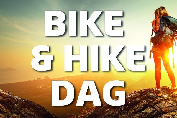 Bike & Hike dag