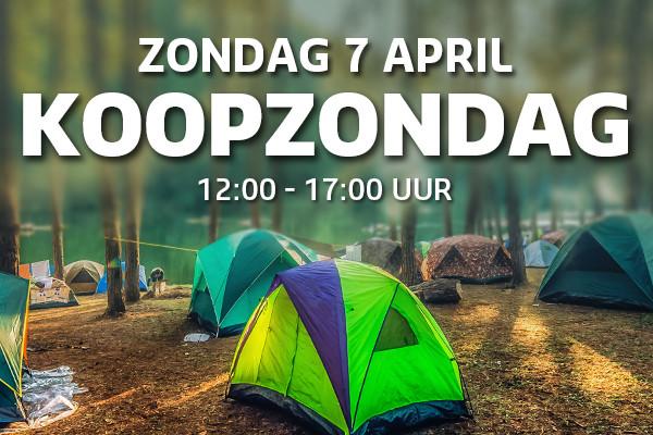 Kom naar de Koopzondag op 7 april bij De Wit Schijndel