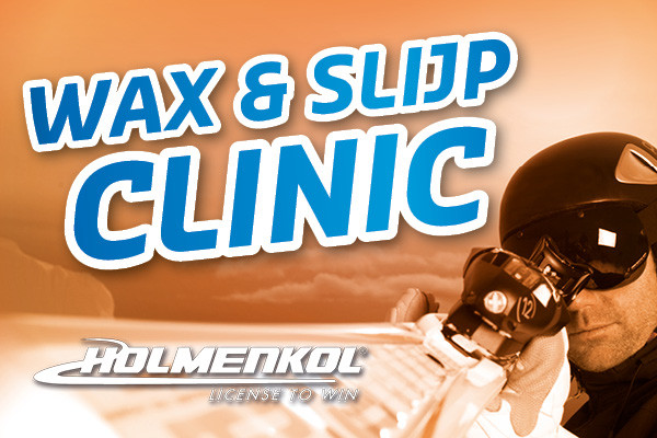 Wax- & Slijpclinic Holmenkol 2019