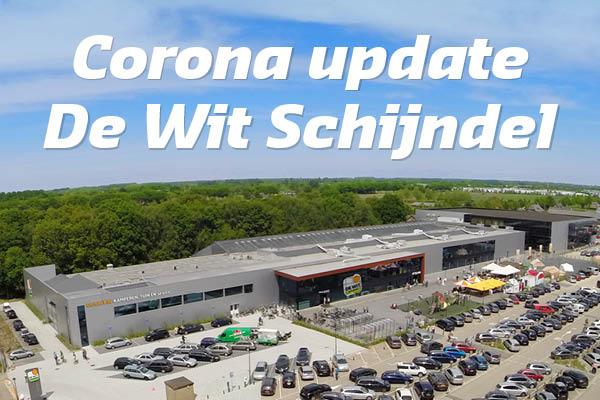 Corona update De Wit Schijndel
