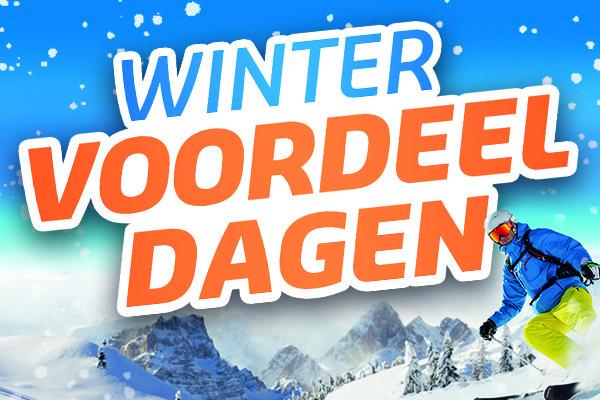 Winter Voordeel Dagen bij De Wit Schijndel!