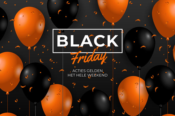 Black Friday Weekend bij De Wit Schijndel