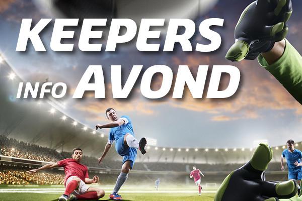 Kom naar de Keepers Info-avond op 31 augustus