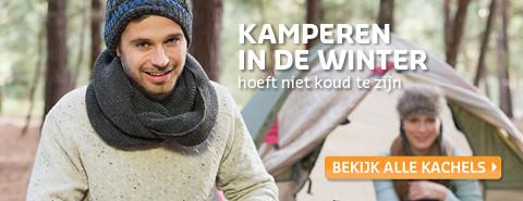 Winters kamperen hoeft niet koud te zijn