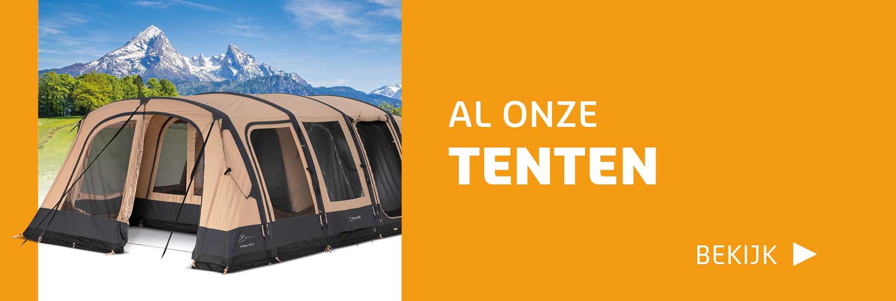 De Wit Schijndel de nummer 1 in tenten