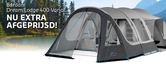 Bardani Dream Lodge 400 Vario, nu afgeprijsd!