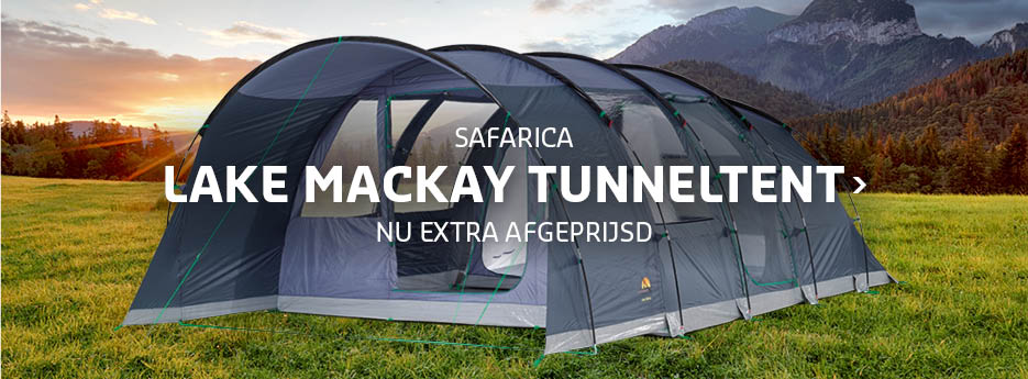 Safarica Lake Mackay nu afgeprijsd!