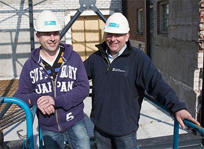Verbouwing De Wit bij Van Stiphout in goede handen